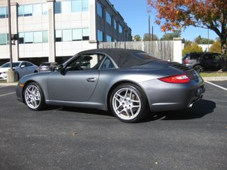 2009 Sold Porsche 911 Carrera Convertible Conshohocken, Pennsylvania 3