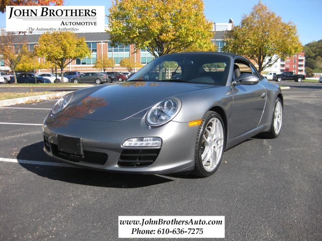 2009 Sold Porsche 911 Carrera Convertible Conshohocken, Pennsylvania