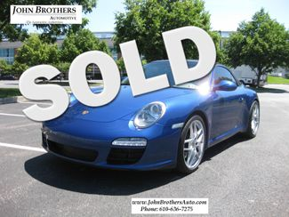 2009 Sold Porsche 911 Carrera S Conshohocken, Pennsylvania