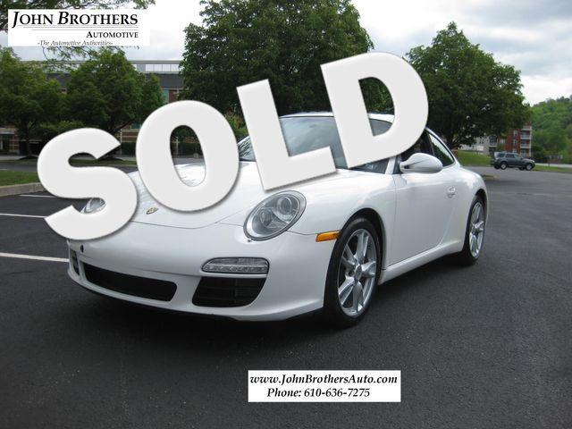 2009 Sold Porsche 911 Carrera Conshohocken, Pennsylvania
