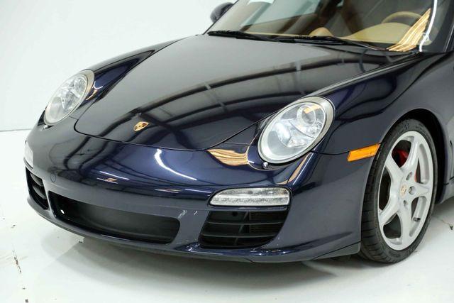 2009 Porsche 911 Carrera S Houston, Texas 6
