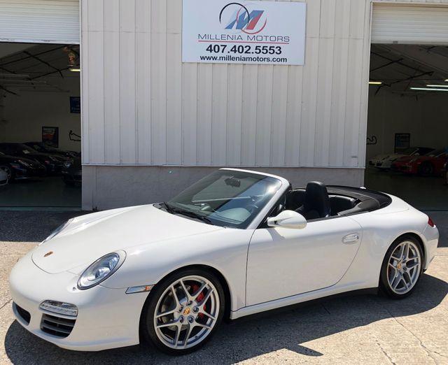 2009 Porsche 911 Carrera 4S Longwood, FL 42
