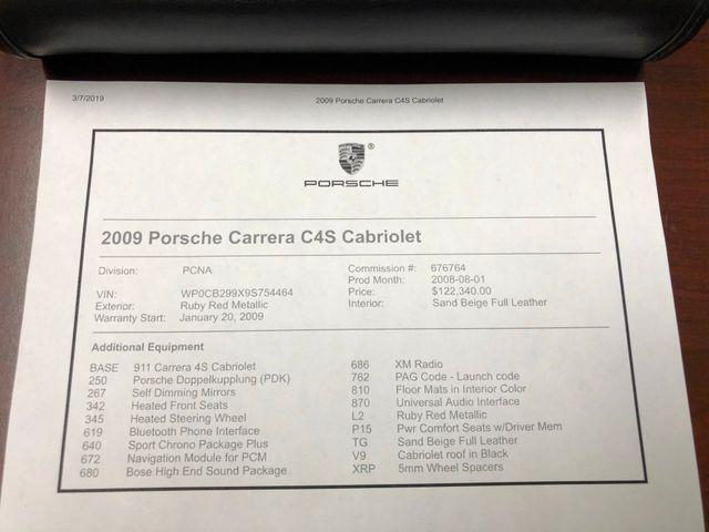 2009 Porsche 911 Carrera 4S Longwood, FL 44
