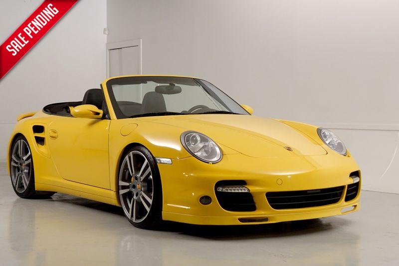 2009 Porsche 911 Turbo* $170K MSRP* 17K Miles* Speed Yellow*  Rare*   Plano, TX   Carrick's Autos in Plano TX