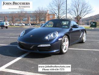 2009 Sold Porsche Boxster S Conshohocken, Pennsylvania