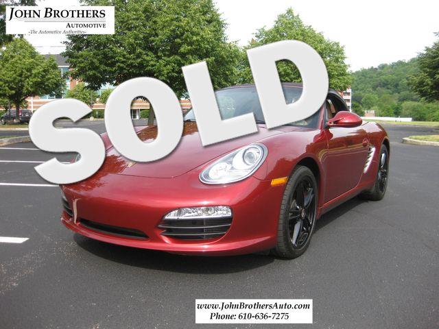 2009 Porsche Boxster S Conshohocken, Pennsylvania