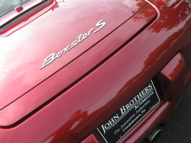 2009 Porsche Boxster S Conshohocken, Pennsylvania 34