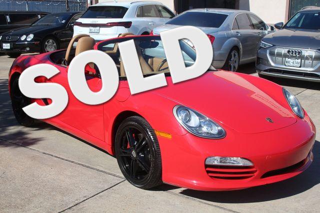 2009 Porsche Boxster Houston, Texas 0