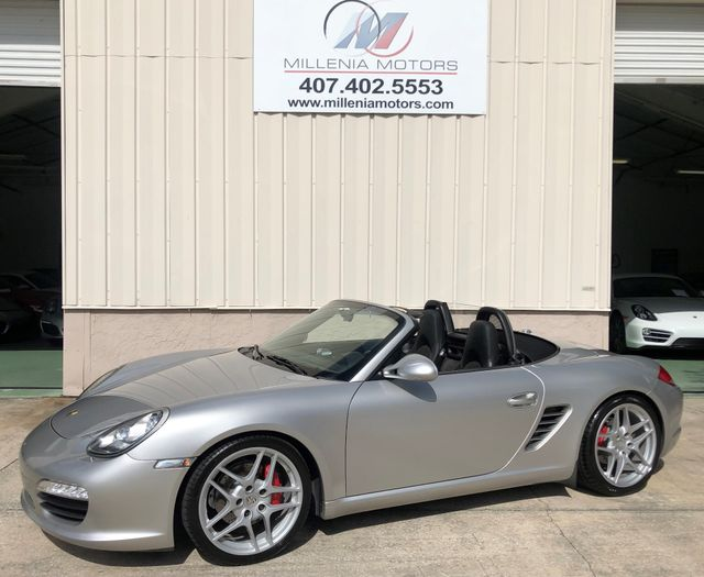2009 Porsche Boxster S Longwood, FL 42