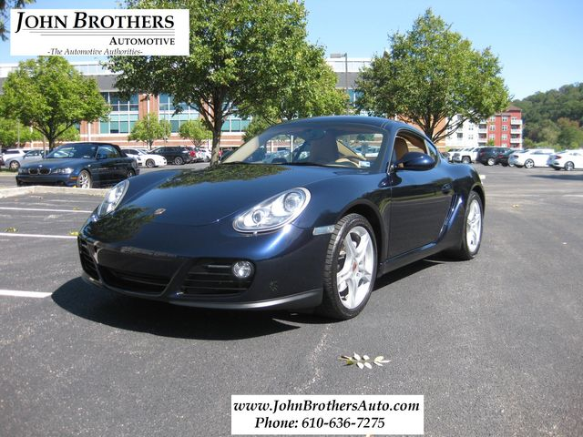 2009 Sold Porsche Cayman Conshohocken, Pennsylvania