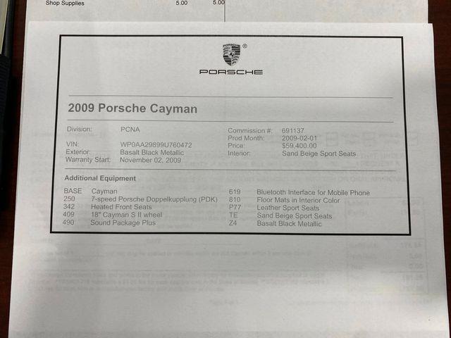 2009 Porsche Cayman Longwood, FL 60