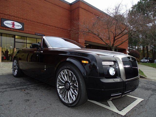 2009 Rolls-Royce Phantom Coupe Base