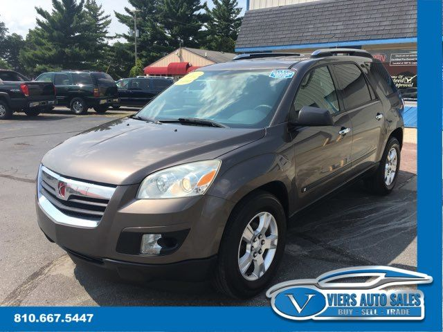 2009 Saturn Outlook AWD XE