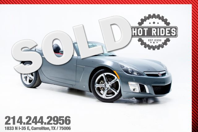 2009 Saturn Sky Red Line With Upgrades