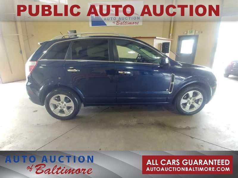 2009 Saturn VUE Red Line | JOPPA, MD | Auto Auction of Baltimore  in JOPPA MD