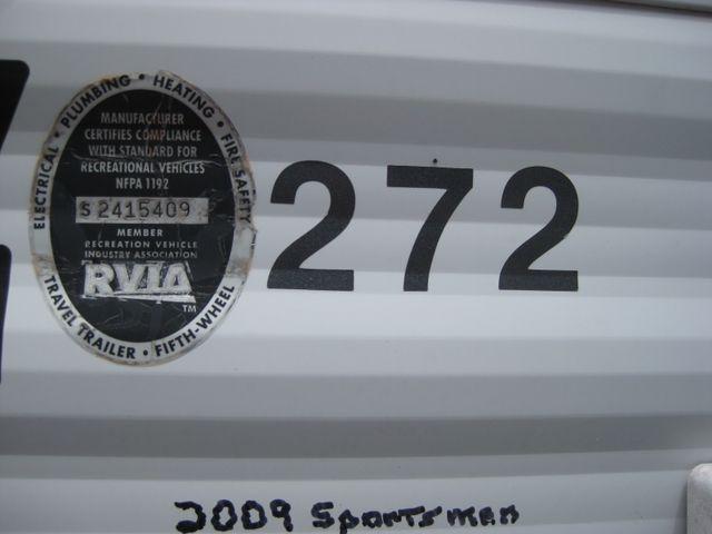 2009 Sportsmen 272 Odessa, Texas 12