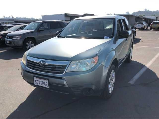 2009 Subaru Forester 2.5X AWD SPORT UTILITY - 5 Speed Manual - 1 OWNER, CLEAN TITLE, NO ACCIDENTS, 124,000 MILES in San Diego, CA 92110