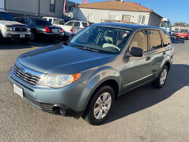 2009 Subaru Forester 2.5X AWD - 36 CarFax Service Records - 1 OWNER, CLEAN TITLE, NO ACCIDENTS, 124,000 MILES