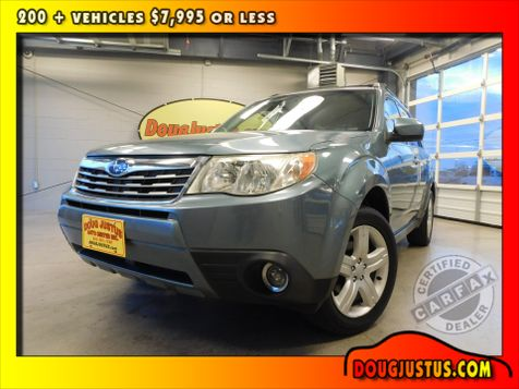 2009 Subaru Forester X Limited w/Nav in Airport Motor Mile ( Metro Knoxville ), TN