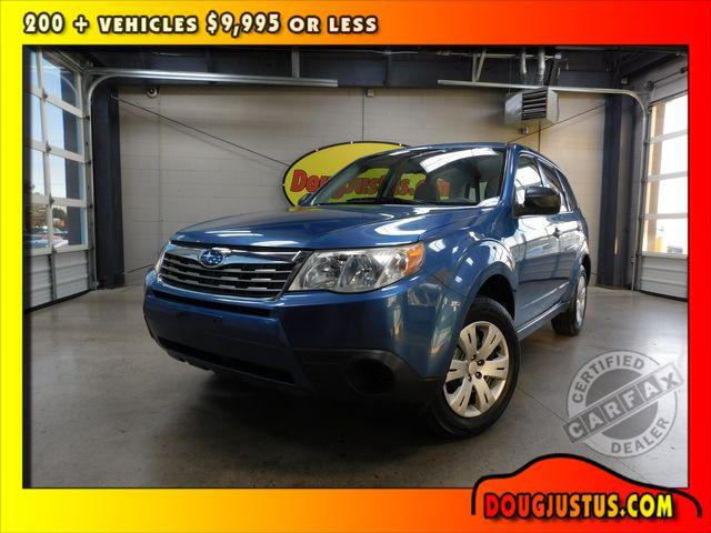 2009 Subaru Forester X