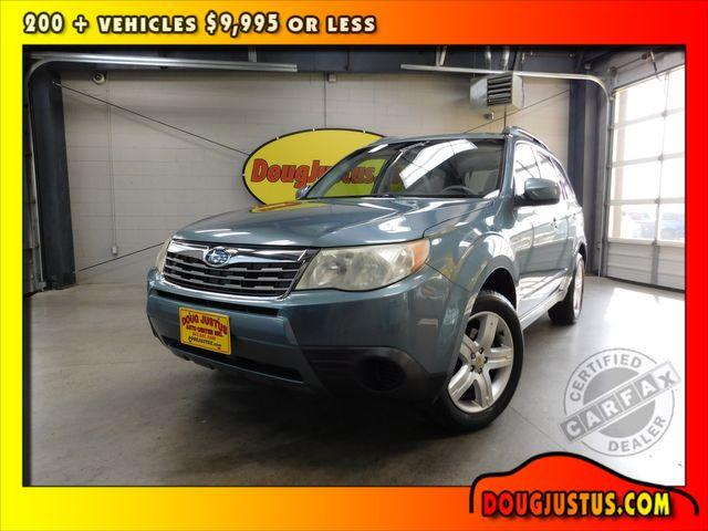 2009 Subaru Forester X w/Premium Pkg