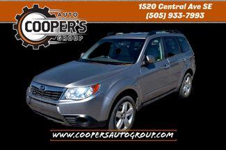 2009 Subaru Forester X w/Prem/All-Weather in Albuquerque, NM 87106