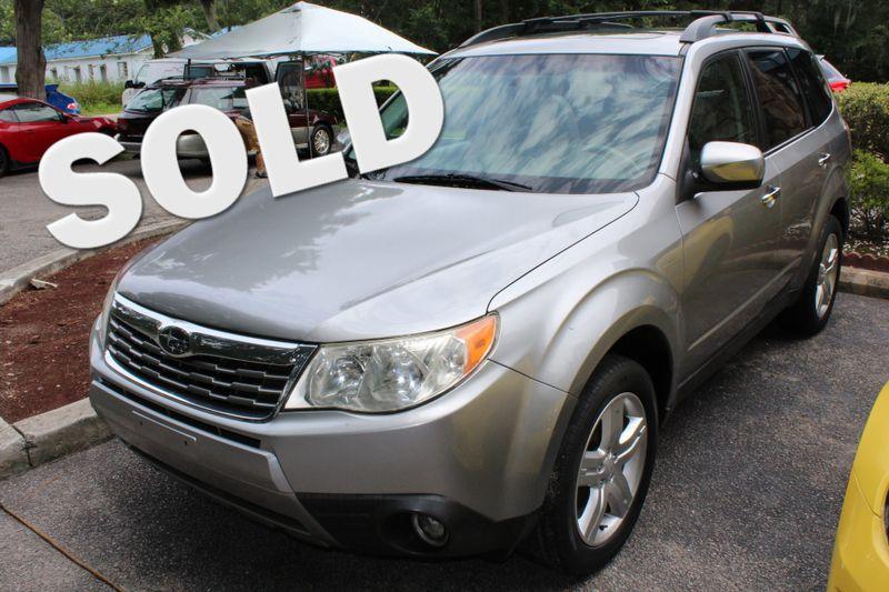 2009 Subaru Forester X Limited w/Nav | Charleston, SC | Charleston Auto Sales in Charleston SC