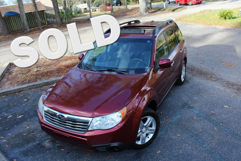2009 Subaru Forester X w/Premium Pkg | Charleston, SC | Charleston Auto Sales in Charleston SC