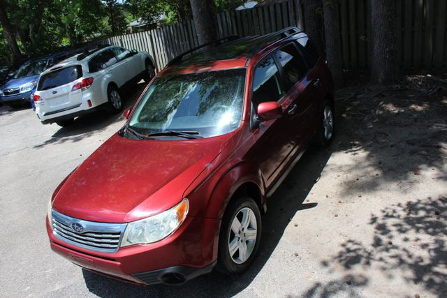 2009 Subaru Forester X w/Prem/All-Weather