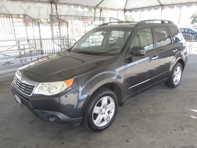 2009 Subaru Forester X w/Premium Pkg Gardena, California
