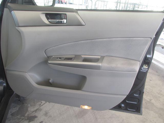 2009 Subaru Forester X w/Premium Pkg Gardena, California 12