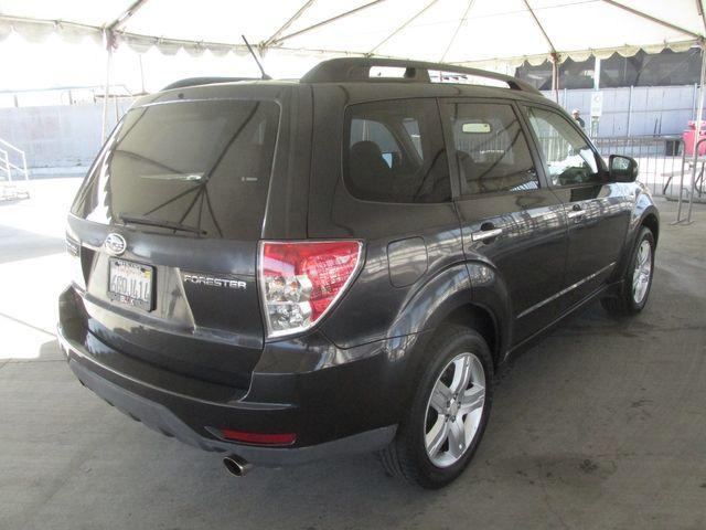 2009 Subaru Forester X w/Premium Pkg Gardena, California 2