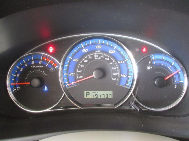 2009 Subaru Forester X w/Premium Pkg Gardena, California 4