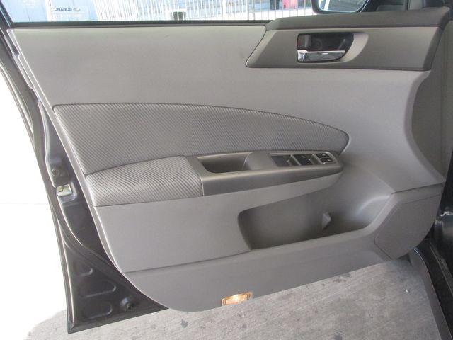 2009 Subaru Forester X w/Premium Pkg Gardena, California 7