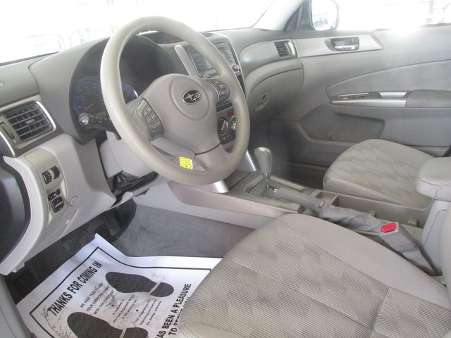2009 Subaru Forester X w/Premium Pkg Gardena, California 8