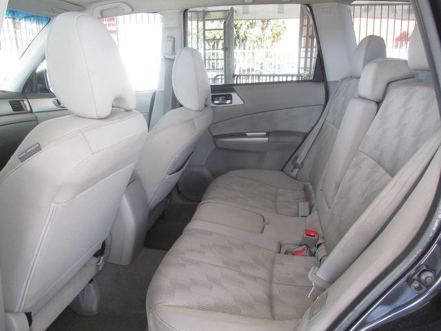 2009 Subaru Forester X w/Premium Pkg Gardena, California 9