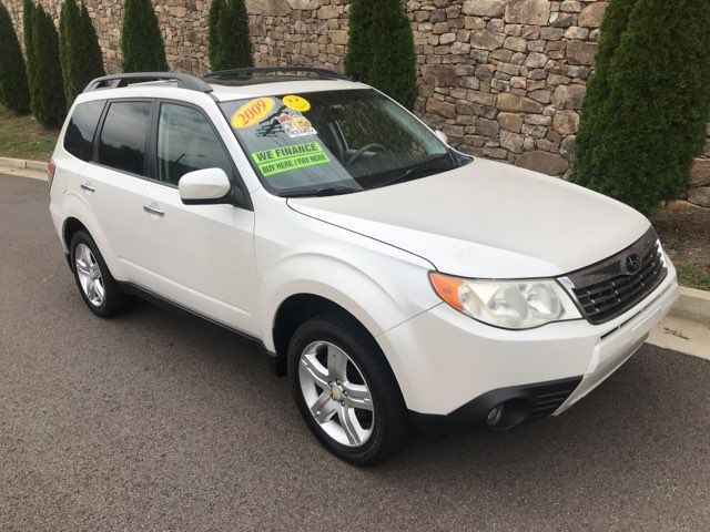 2009 Subaru Forester X Limited Knoxville, Tennessee