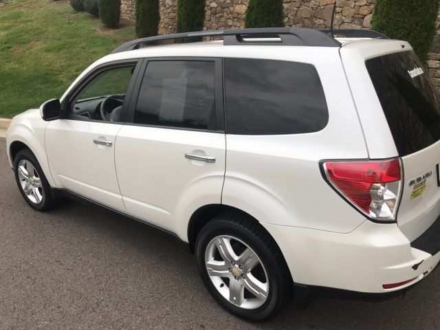 2009 Subaru Forester X Limited Knoxville, Tennessee 35