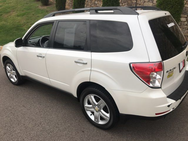 2009 Subaru Forester X Limited Knoxville, Tennessee 44