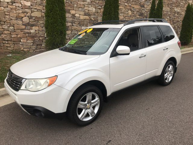 2009 Subaru Forester X Limited Knoxville, Tennessee 45