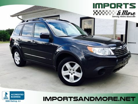 2009 Subaru Forester 2.5X w/Premium/All-Weather in Lenoir City, TN