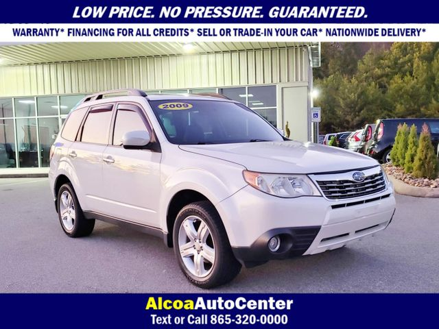 2009 Subaru Forester X Limited AWD