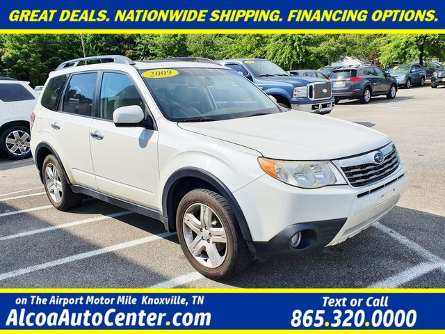"2009 Subaru Forester X Limited AWD w/Leather/Panoramic/17"" Alloys in Louisville, TN 37777"