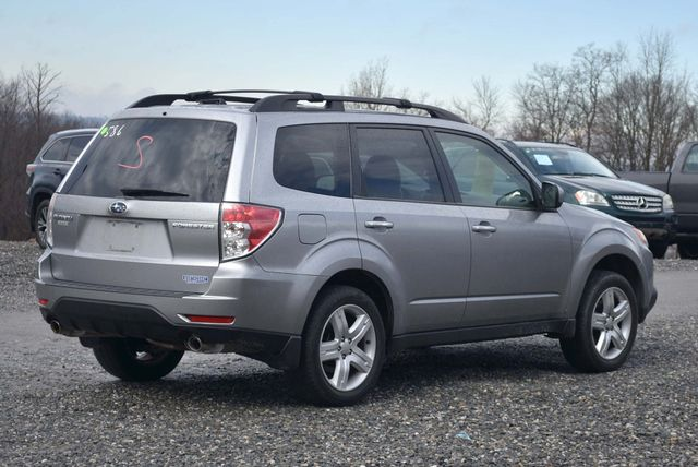 2009 Subaru Forester X Limited Naugatuck, Connecticut 4