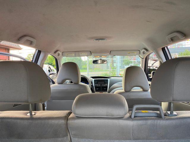 2009 Subaru Forester X: Manual Transmission New Brunswick, New Jersey 8