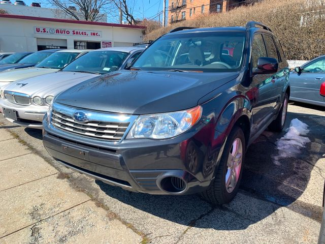 2009 Subaru Forester X w/Prem/All-Weather
