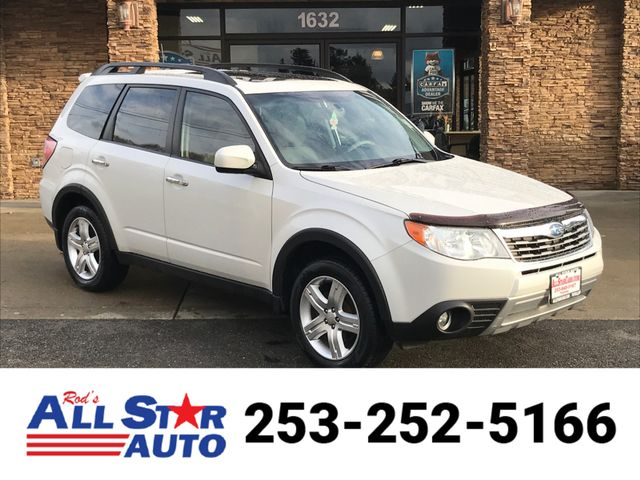 2009 Subaru Forester 2.5X Limited AWD
