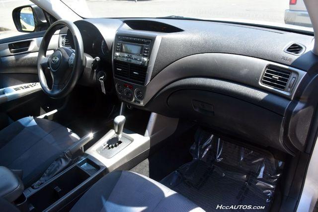 2009 Subaru Forester X Waterbury, Connecticut 14