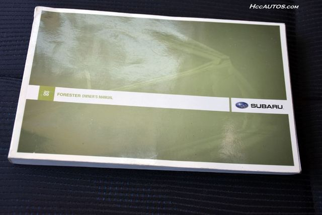 2009 Subaru Forester X Waterbury, Connecticut 24