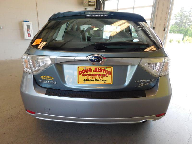 2009 Subaru Impreza Outback Sport  city TN  Doug Justus Auto Center Inc  in Airport Motor Mile ( Metro Knoxville ), TN